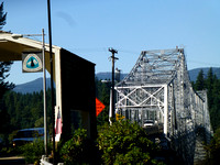 Bridge of the Gods over the Columbia River
